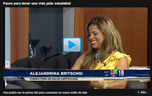 Click to watch Ali and Humberto interviewed on Univision 19 in Sacramento